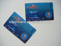 factory designs PVC diferent various colors hi-co or loco Magnetic strip Membership Card
