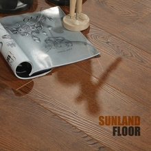 WPC DIY easy clean decking small embossed laminate flooring