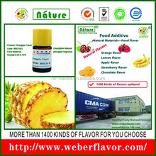 China food additives pineapple flavor