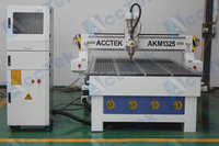 acctek high quality cnc wood carving lathe for stone