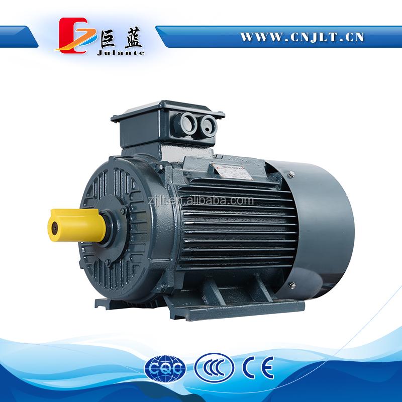 3 phase 380 volt 4 kw motor 50 hertz b5 flange type motor for Types of electric motors