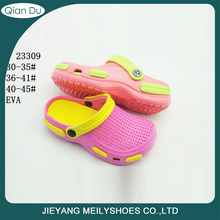 cheap eva sweater clogs shoes