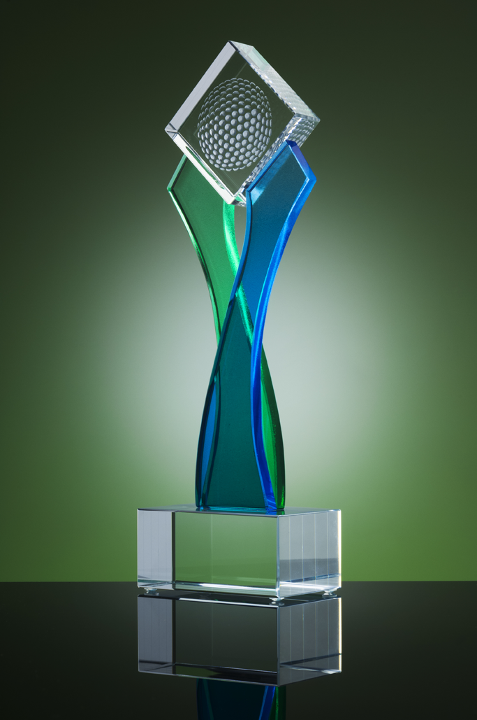 Pp 02 Acrylic Awards Trophy Plaques Medal