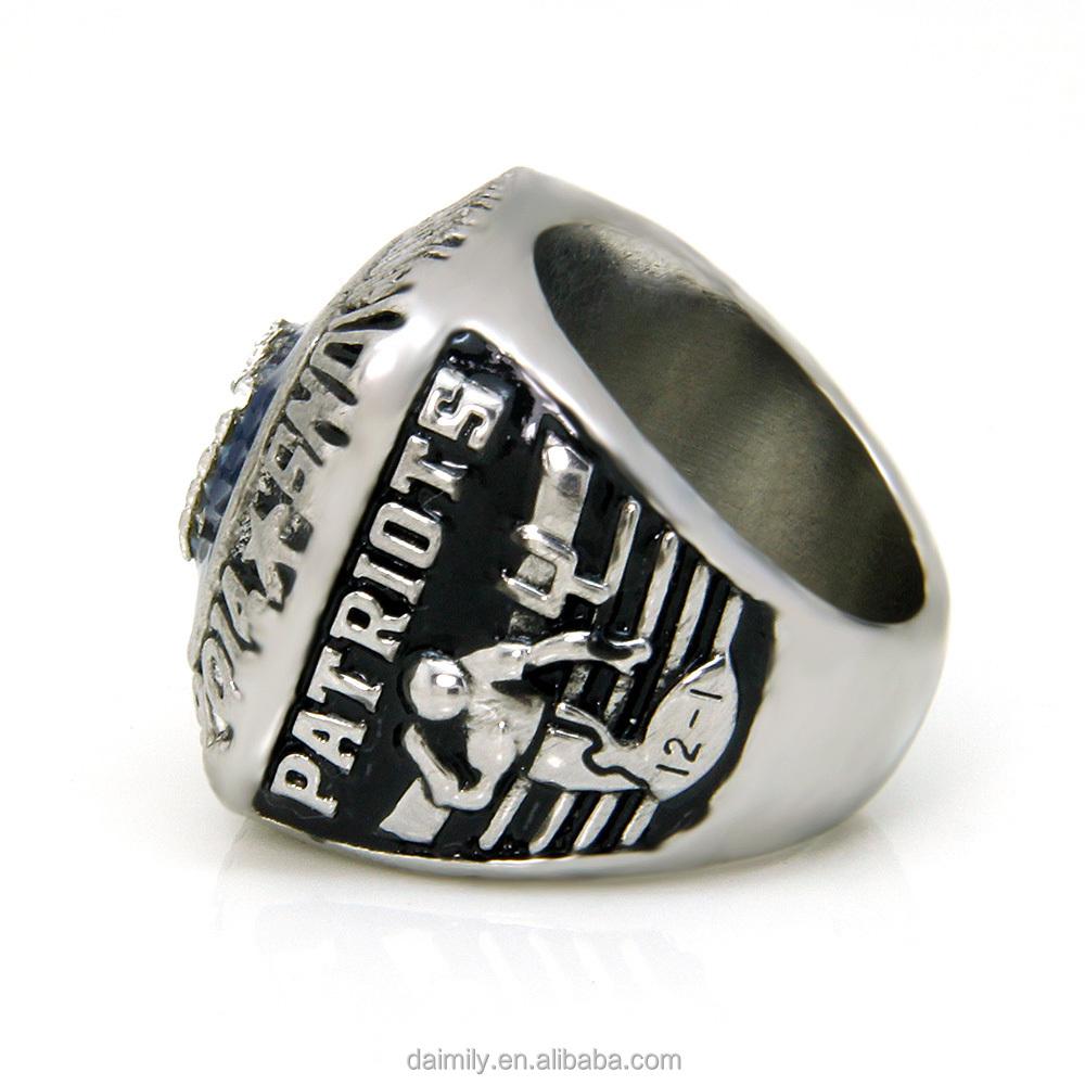2014 New England Patriots Super Bowl Championship Rings