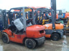 used but perfect performance Toyota 4 ton forklift, FD40 used forklift sale in China