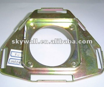High quality galvanized sheet metal stamping