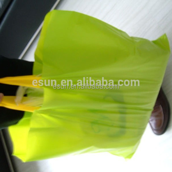 Pla(polylactic acid ) for biodegradable/ eco-friendly/ no-toxic plastic bags