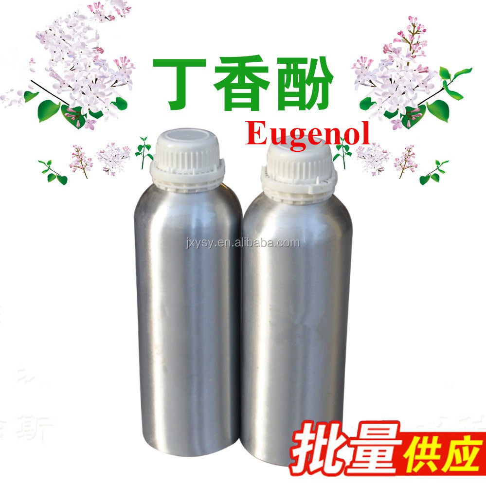Makeup essence Lowest price with eugenol Perfume grade Distilled Eugenol for cosmetic