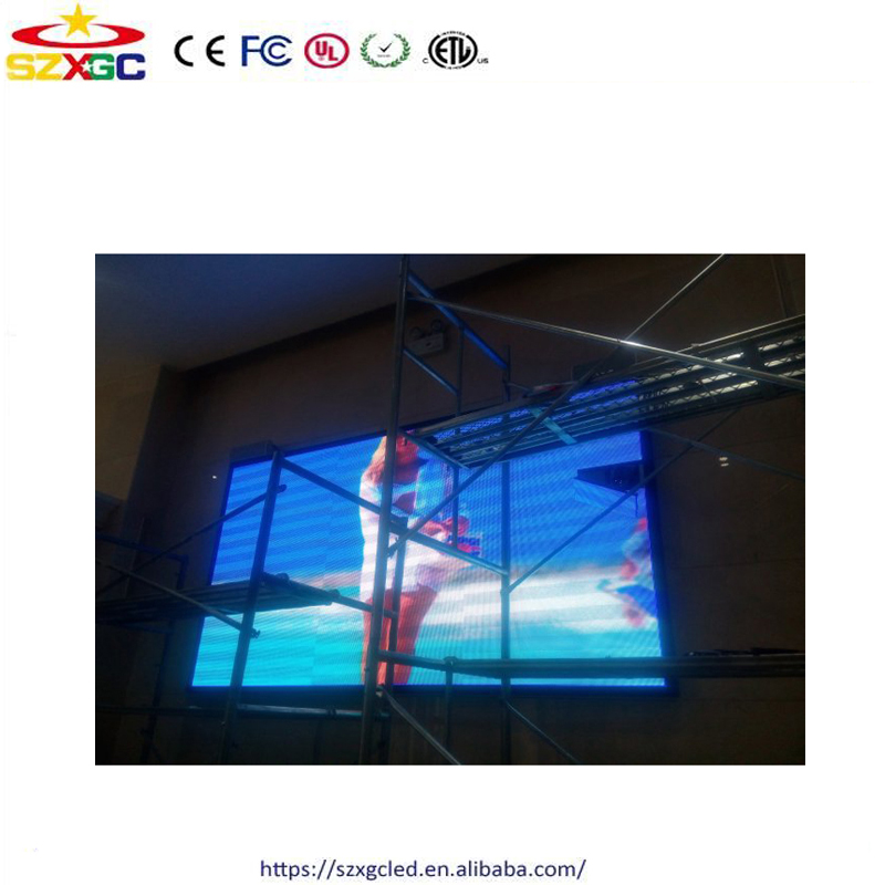 P2.5 LED indoor Full Color display for rent high brightness led display for clear video