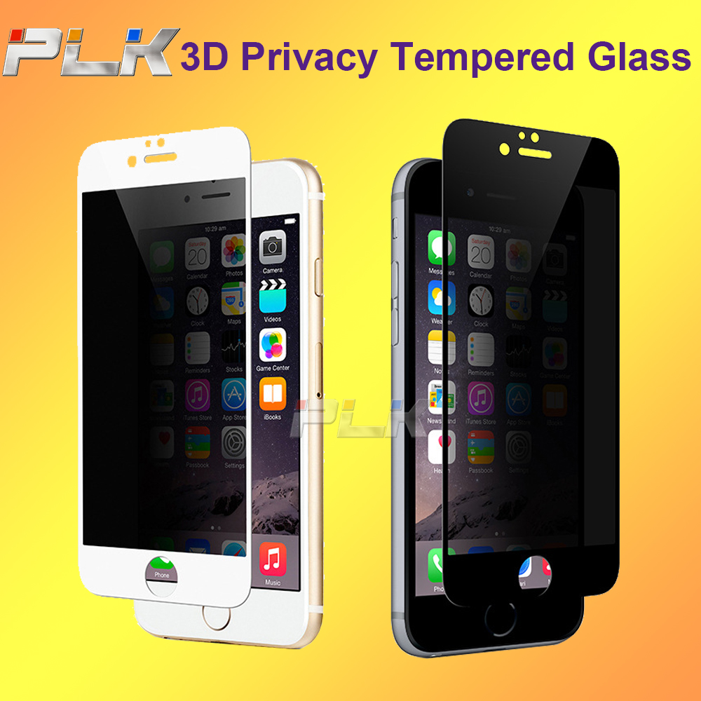 Mobile Phone Accessories Desktop Privacy Screen Protector for iPhone 7, Factory Suuply Privacy Mobile Phone Screen Protector