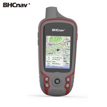 BHCnav Marine GPS Receiver Handheld GPS Google Maps with English French Portuguese Spanish