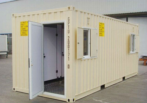 ISO9001 container