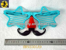 Nice Eyewear Five-pointed star Shaped Crazy Party Glasses