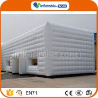 Factory price event decorations for churchinflatable tent castle church best selling event inflatable tent