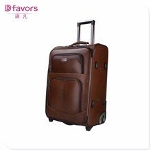 New design rainbow travel luggage retractable trolley shopping bag boarding box multiple colors