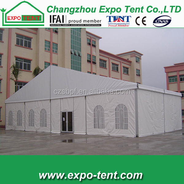 Large clear span tent for sale