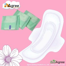 Free Sample China Manufacturers Supplier Sanitary Towel