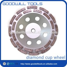 most favorable diamond cup wheel granite polishing for hot sale
