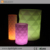 Garden Decor Furniture Battery Powered RGB 16 Colors LED Light Flower Pots