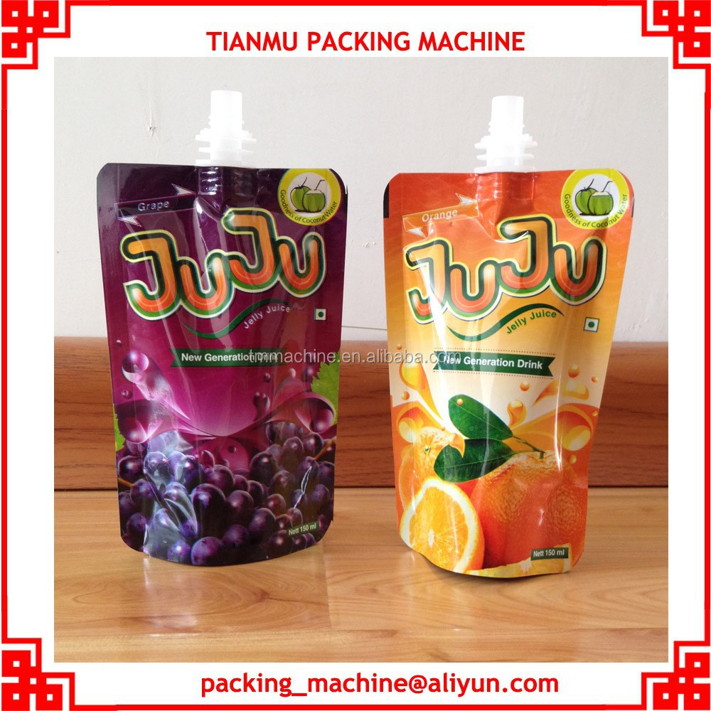coconut water process and packing machine