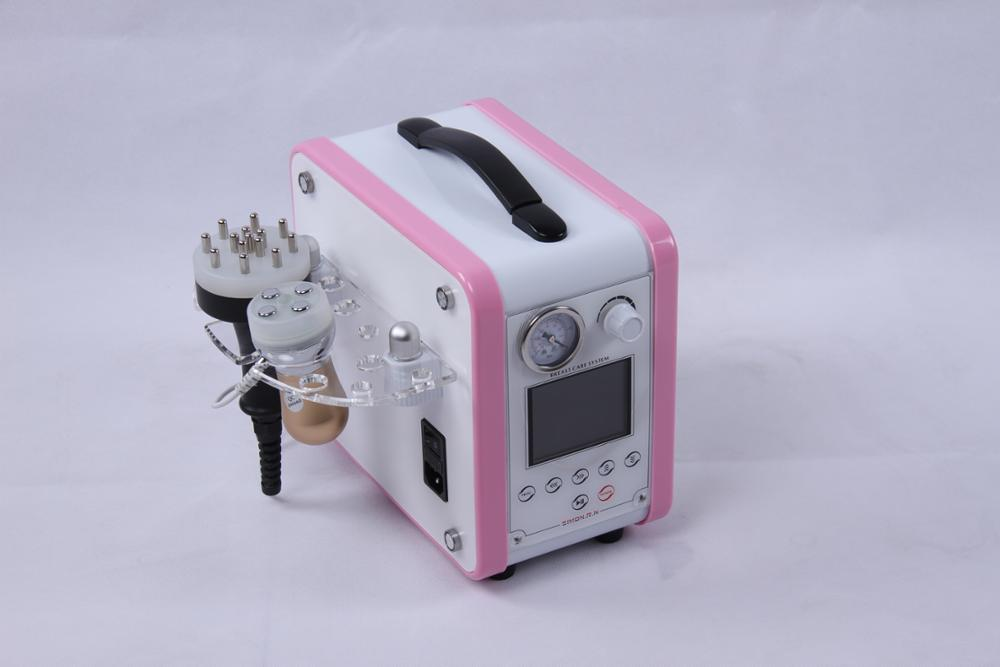 Multifunction beauty machine vacuum beauty machine IB8080B facial care breast care fatness care