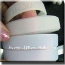 Hot!!! Promotion UV Color Changing Silicone Rubber Wristband