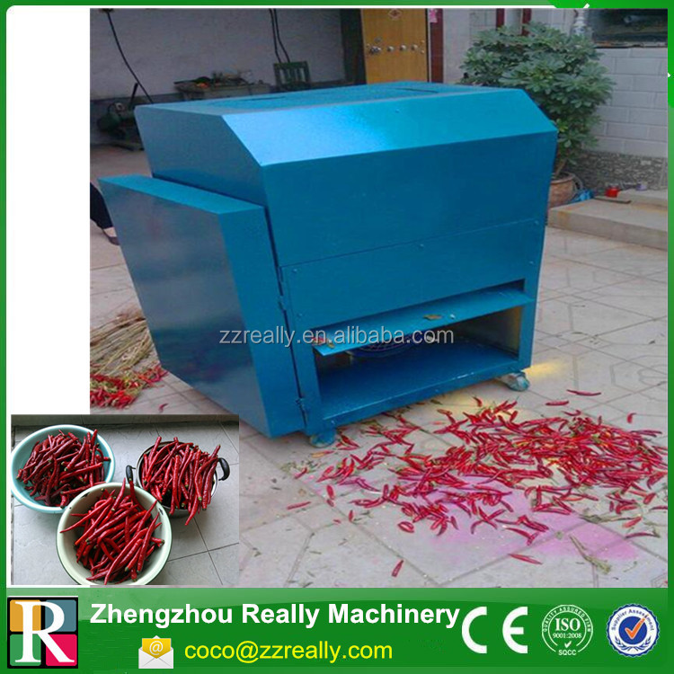 Factory price farm machinery chili pepper harvester