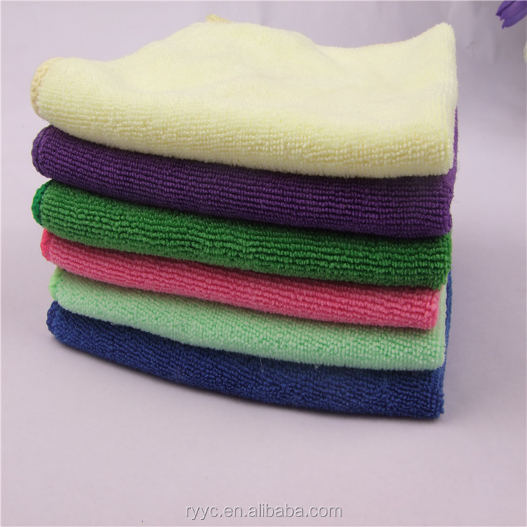 Wholesale Promotional Cheap Hand Towel Coral Fleece