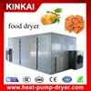 Air circulation heat pump dryer fruit and vegetable dehydrator machine for golden berry drying