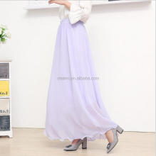 DEMIZXX412wholesale custom colorful tulle dress new fashion popular in western lady summer beach china offer chiffon skirt