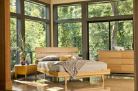 Bamboo Furniture -- Currant Bed Room Collection -- Bedroom Furniture