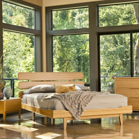 Bamboo Furniture Currant Bed Room Collection