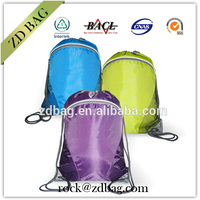 custom eco friendly nylon shoe bag