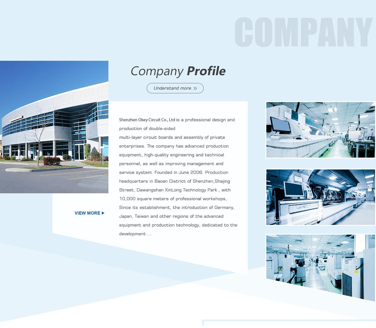Shenzhen Okey Circuit Co Ltd Pcb Assembly Oem Electronic Printed Board Manufacturerpcb