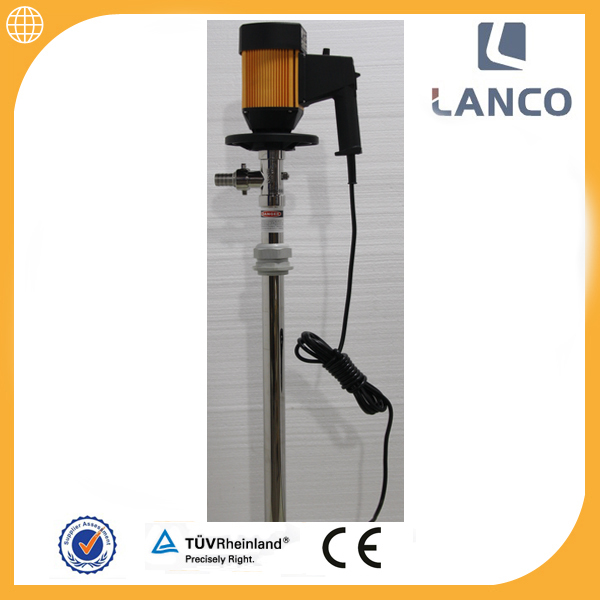 Electric barrel pump oil rotary drum pump for sb 1 2 for Motor oil by the barrel