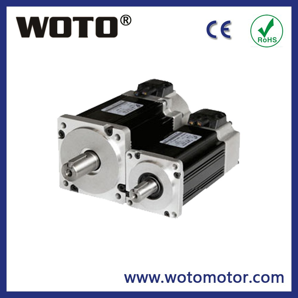 WOTO 200W-750W ac servo motor price industrial sewing machine waterproof electric motor