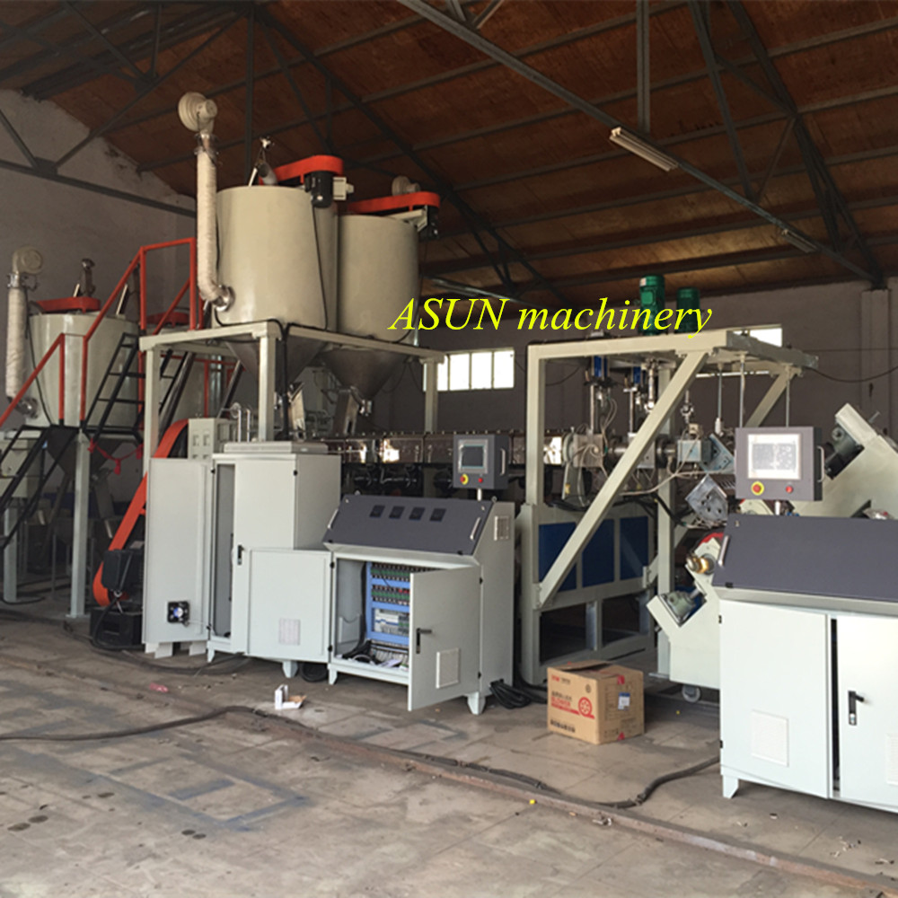 Qingdao PET Sheet Extrusion Line/PET sheet making machine