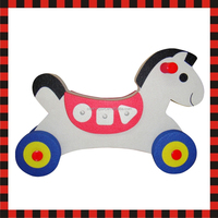 Manufacturer Factory Plastic Baby Tricycle Custom Kids Toy Ride On Cars