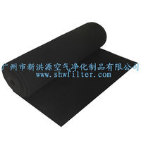 activated carbon filter cotton China