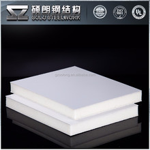 Smooth Surface Treatment And Construction Application Waterproof Bathroom Wall Covering Panels