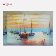 Artboss Decorative Canvas Famous Art Paintings for Living Room