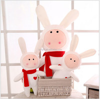 Wholesale anson to content Anthony not two hold pillow doll plush toys Anthony rabbit doll