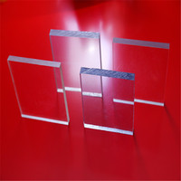 Transparent hard Plastic PC Sheets plate board