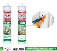 Top selling 310ml transparent china structural silicone sealant from China