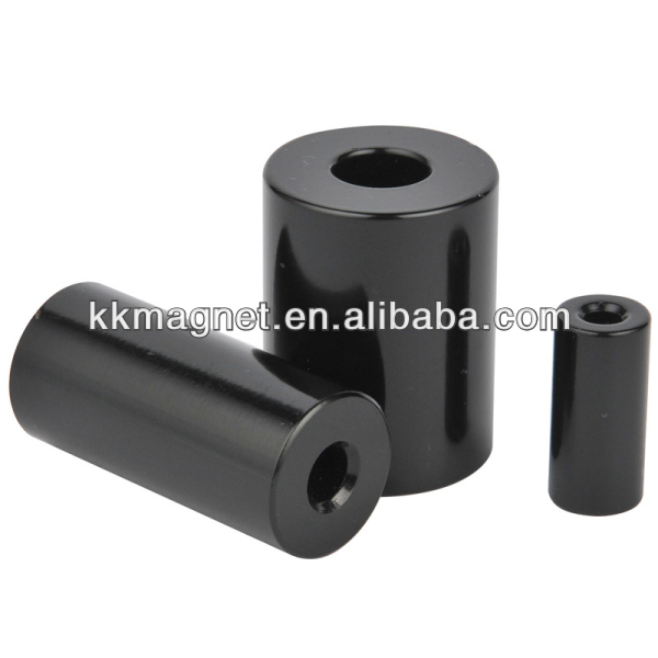 Permanent Neodymium Cylinder Magnet with Ni, Zn, Black Cotaed Neodymium Cylinder Magnet