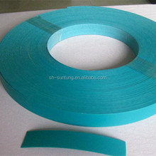 woodgrain laminate flexible pvc plastic edge protector countertop edging