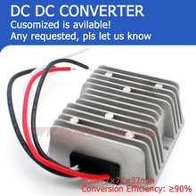 high voltage module dc-dc boost converter 12V-48V5A video converter