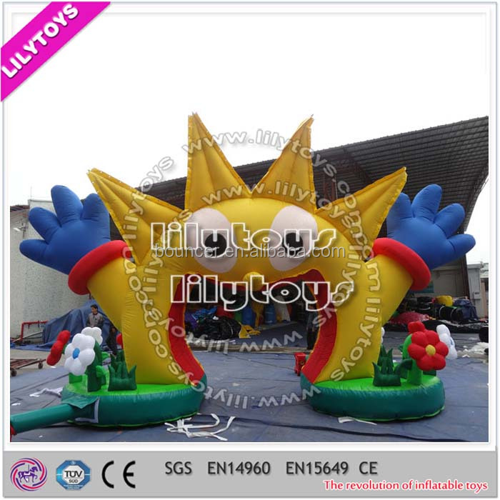Inflatable Arch,Christmas Inflatable Arch, Cheap Inflatable Arch