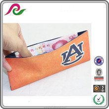 Custom design Fashion tyvek paper wallet anime wallet