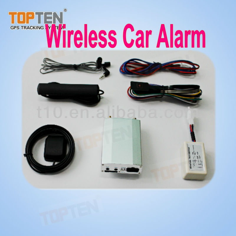 GSM Alarm Security System TK210S12